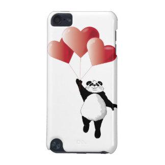 Panda und Ballone iPod Touch 5G Hülle