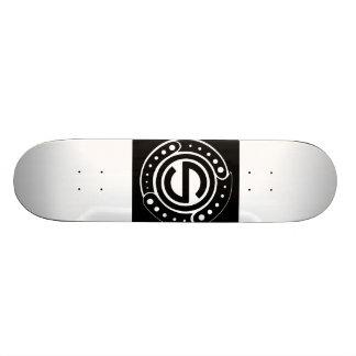 Panneau de patin de logo de Starbase Planches À Roulettes Customisées