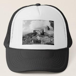 Panorama von Volterra Dorf, Provinz von Pisa Truckerkappe