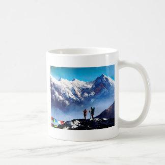 Panoramablick Ama Dablam HöchstEverest Berges Kaffeetasse