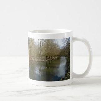 Panoramische Weide-Tasse Kaffeetasse