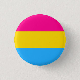 """""""PANSEXUAL STOLZ-FLAGGE"""" 1,25 Zoll Runder Button 3,2 Cm"""