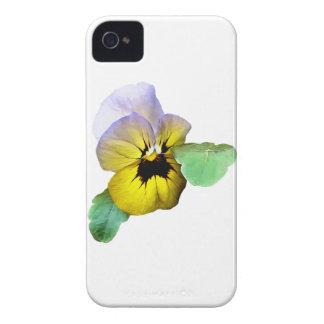 Pansy-Begrüßung Case-Mate iPhone 4 Hülle