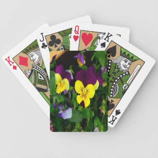 Pansy Bicycle Spielkarten