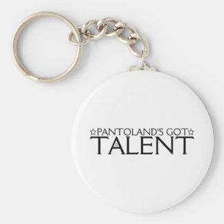 Pantolands erhaltenes Talent Schlüsselanhänger