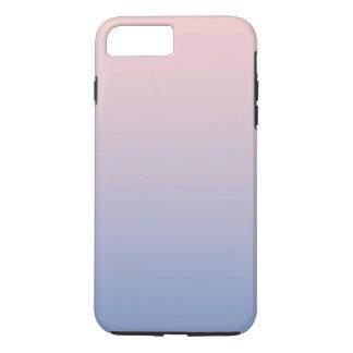 Pantone RoseQuartz/Ruhe-Steigung iPhone Fall iPhone 7 Plus Hülle