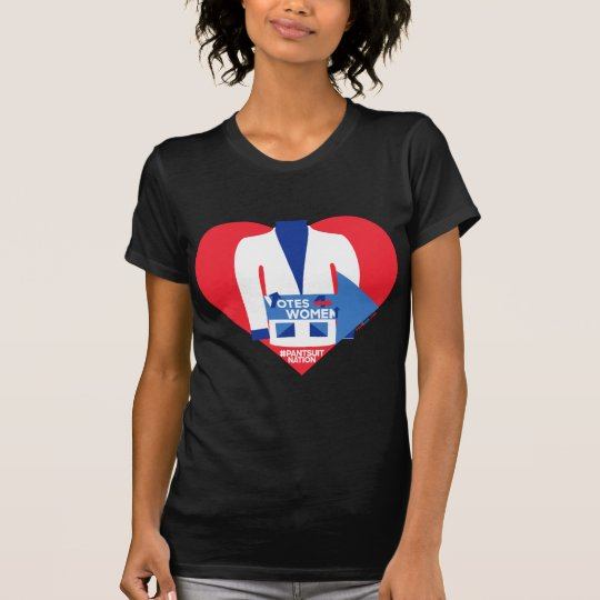 Pantsuit-Nation wählt 4 Frauen! T-Shirt