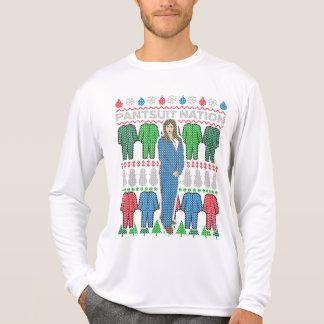 Pantsuit-Nations-hässlicher T-Shirt