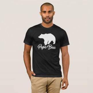 PAPA-BÄRN-BABY-BÄRN-VATER-SOHN-GESCHENK T-Shirt