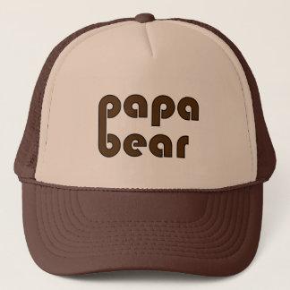 Papa-Bärn-Bärenpranke (Brown) Truckerkappe
