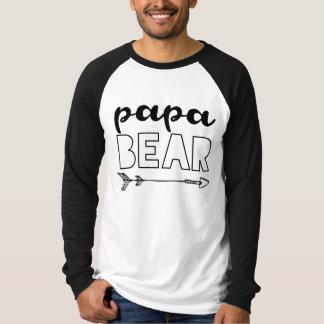 Papa-Bärn-Shirt T-Shirt
