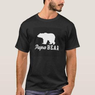 Papa-Bärngraphikt-stück T-Shirt
