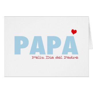 Papa Feliz Dia Del Padre Karte