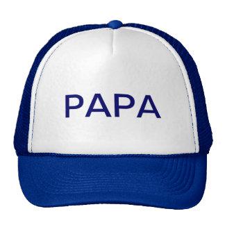 PAPA Hut Baseballcaps