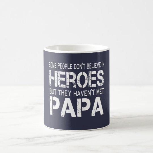 PAPA IST MEIN HELD TASSE