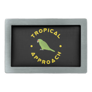 Papageien-Gürtelschnalle Rechteckige Gürtelschnalle