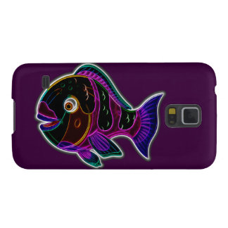 Papageienfisch Samsung Galaxy S5 Cover