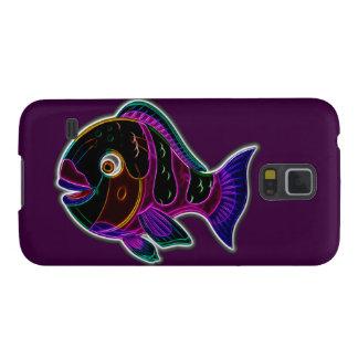 Papageienfisch Samsung Galaxy S5 Hülle
