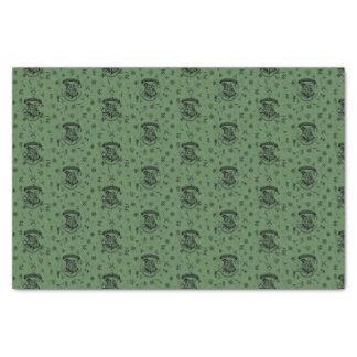 Papier Mousseline Motif de vert de HOGWARTS™