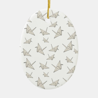 Papier streckt Muster Keramik Ornament