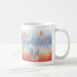 Papil birdman geht, zu wandern 1995 kaffeetasse