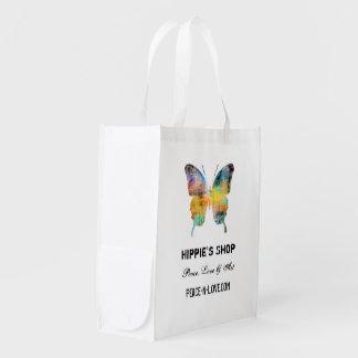Papillon promotionnel de valeur du magasin de la h