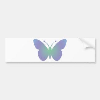 Papillon simple autocollant de voiture