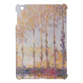 Pappeln Claude Monets | auf den Banken des Epte iPad Mini Hülle