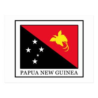 Papua-Neu-Guinea Postkarte