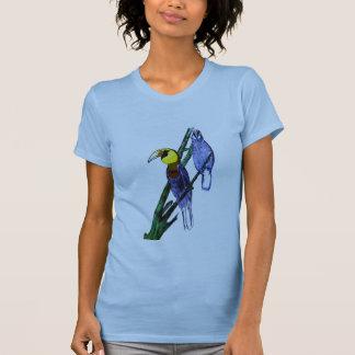 Papuanhornbill-Vögel T-Shirt