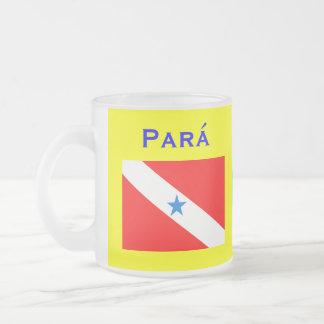 Pará, Kaffee-Tasse Brasiliens Pará Mattglastasse