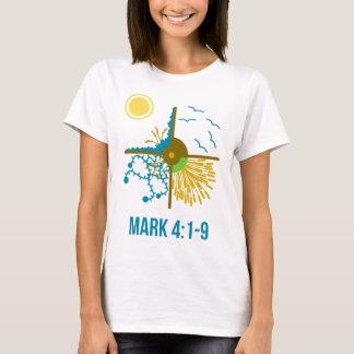 Parabel des Sower/vier Boden - Evangelium des T-Shirt