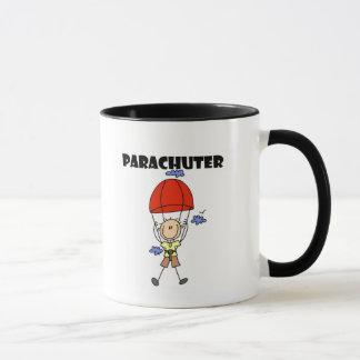 Parachuter T-Shirts und Geschenke Tasse