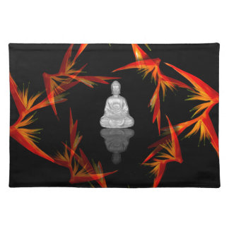 Paradies Buddha Stofftischset