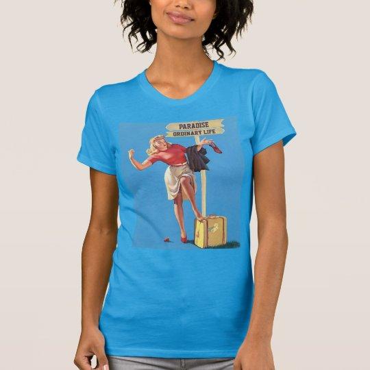 Paradies \ gewöhnliches Leben T-Shirt