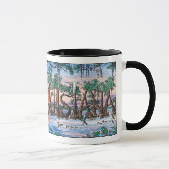 Paradies-Tasse Louisianas Sportmans Tasse