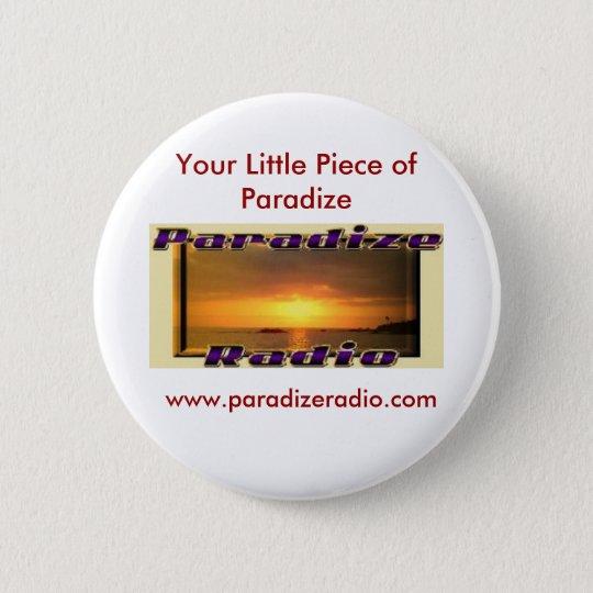 Paradize Radioknopf Runder Button 5,7 Cm
