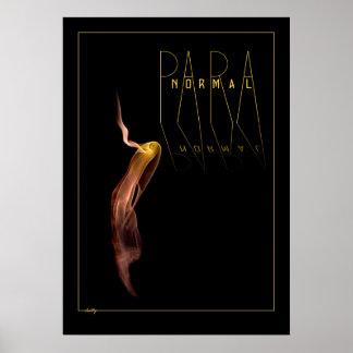 PARAnormal Geist-Frau Poster