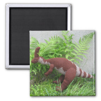 Parasauralophus Kühlschrankmagnet