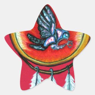 Pari Chumroo Produkte Sternaufkleber
