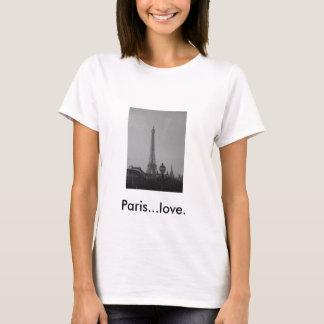 Paris 072, amour de Paris… T-shirt