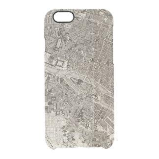 Paris Durchsichtige iPhone 6/6S Hülle