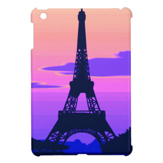Paris-Eiffelturm iPad Mini Hülle