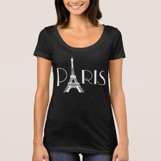 Paris-Eiffelturm T-Shirt