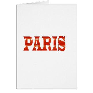 PARIS, FRANKREICH:  Franzosen, Mode, Reise, Karte
