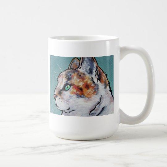 Paris-Miezekatze-Katze Kaffeetasse
