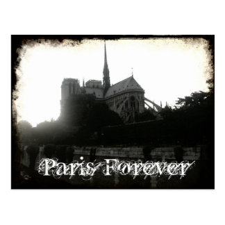 Paris - Notre Dame de Paris Postkarte