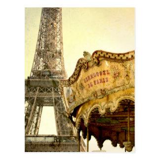 Paris-Postkarte Postkarten