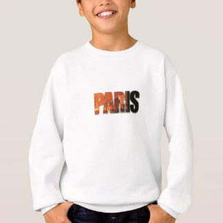 Paris-Sweatshirt Sweatshirt