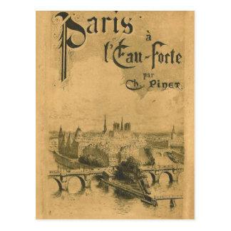 Parisausstellung 1900 postkarte